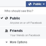facebook privacy who can see your post